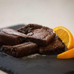 Orange Brownie